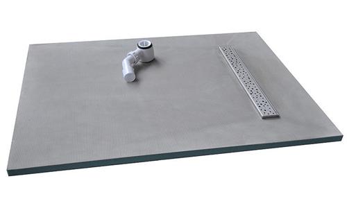 Linear tray