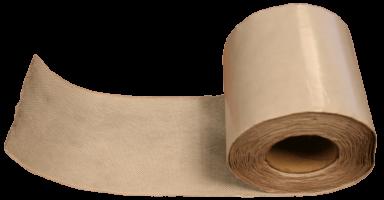 Butyl waterproofing tape